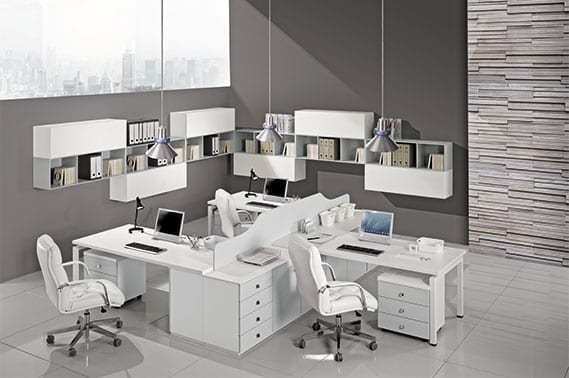mobili ufficio giessegi roma